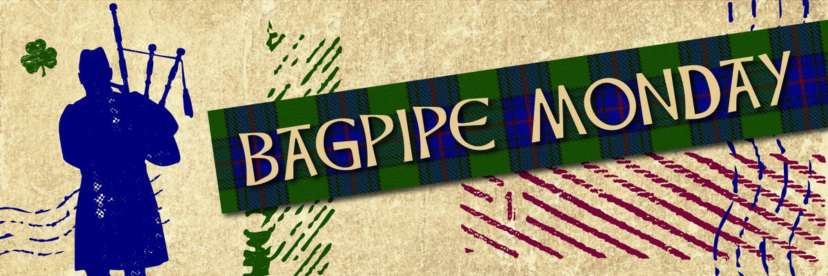 Bagpipe Monday Notre Dame