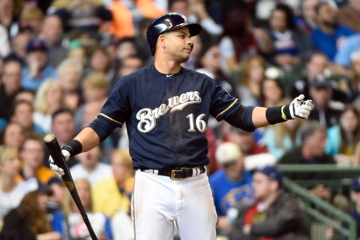 Aramis Ramirez reacts to learning he's not a correct answer.