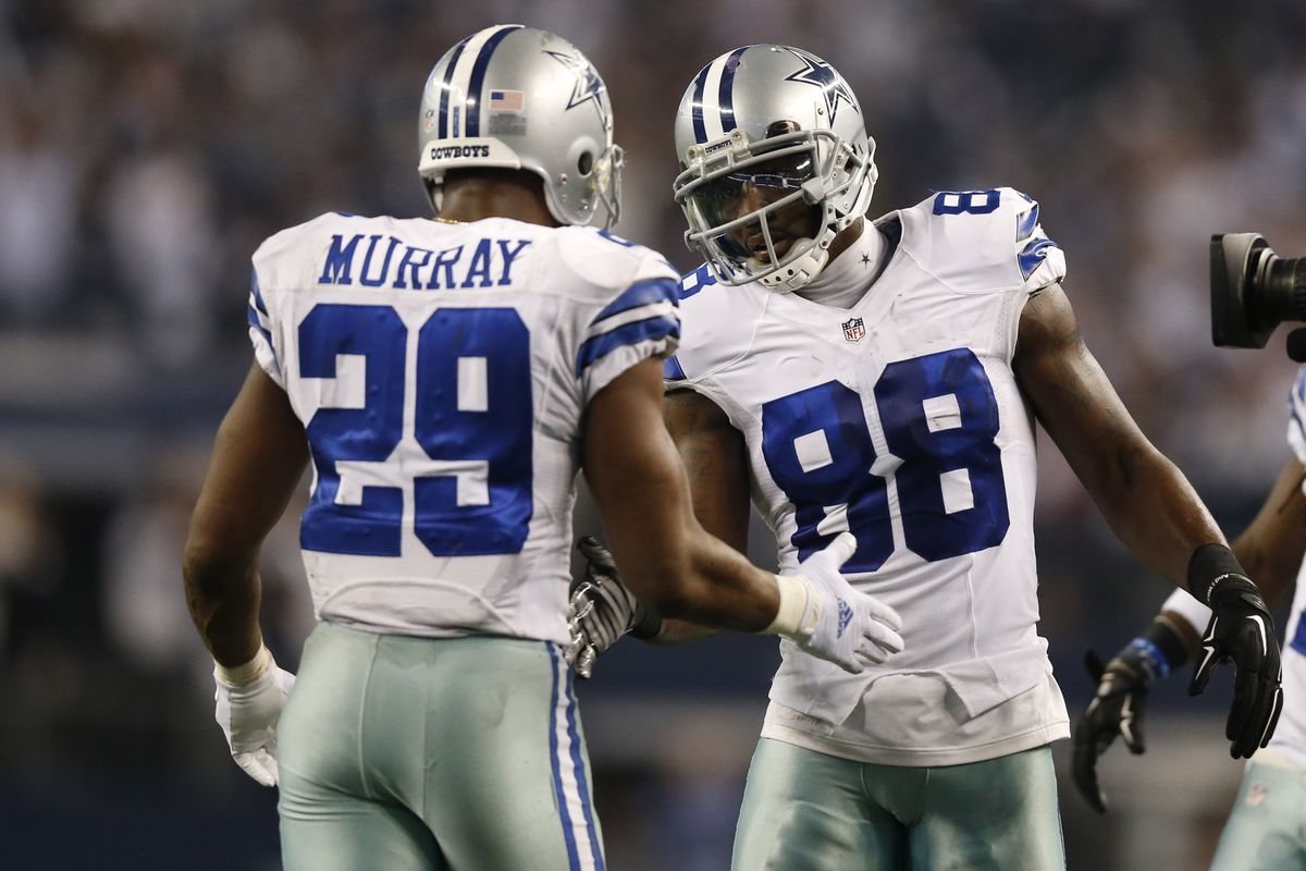 Nfl Free Agency Latest On Demarco Murray Dez Bryant C J