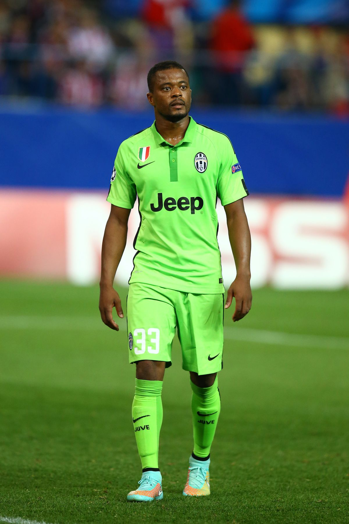 Football - UEFA Champions League - Club Atletico de Madrid vs Juventus FC