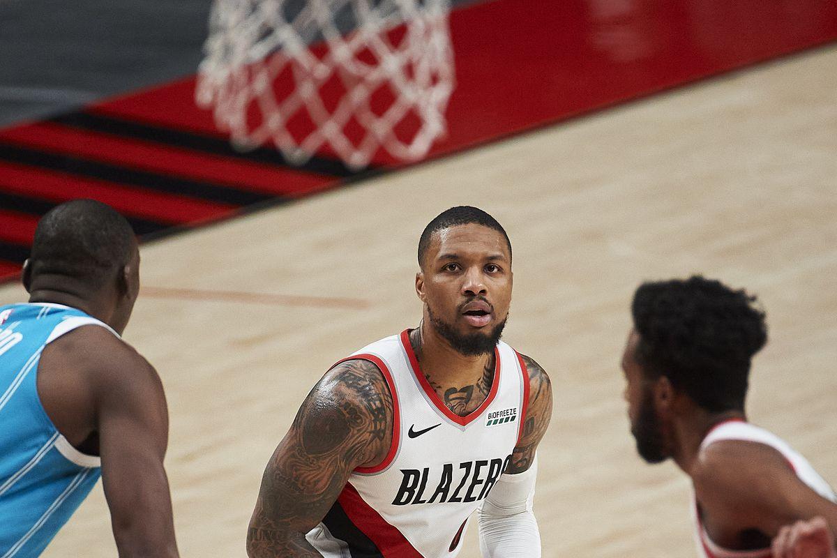 NBA: Charlotte Hornets at Portland Trail Blazers