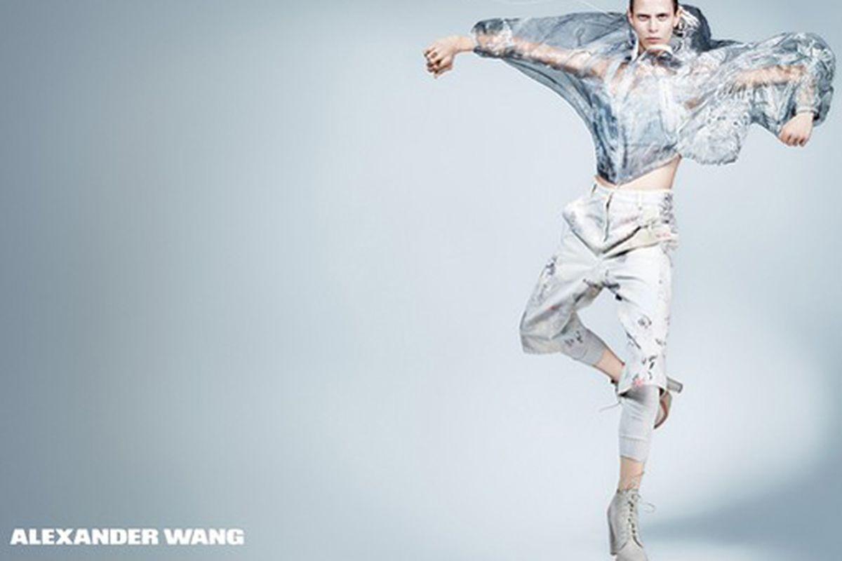 "Image via <a href=""http://www.wwd.com/wwd-publications/wwd/2011-01-19?id=3431975&amp;date=today&amp;module=tn/today#/article/fashion-news/fashion-scoops/lvs-guy-stuff-shouting-loud-forever-edun-3432078?page=2"">WWD</a>"