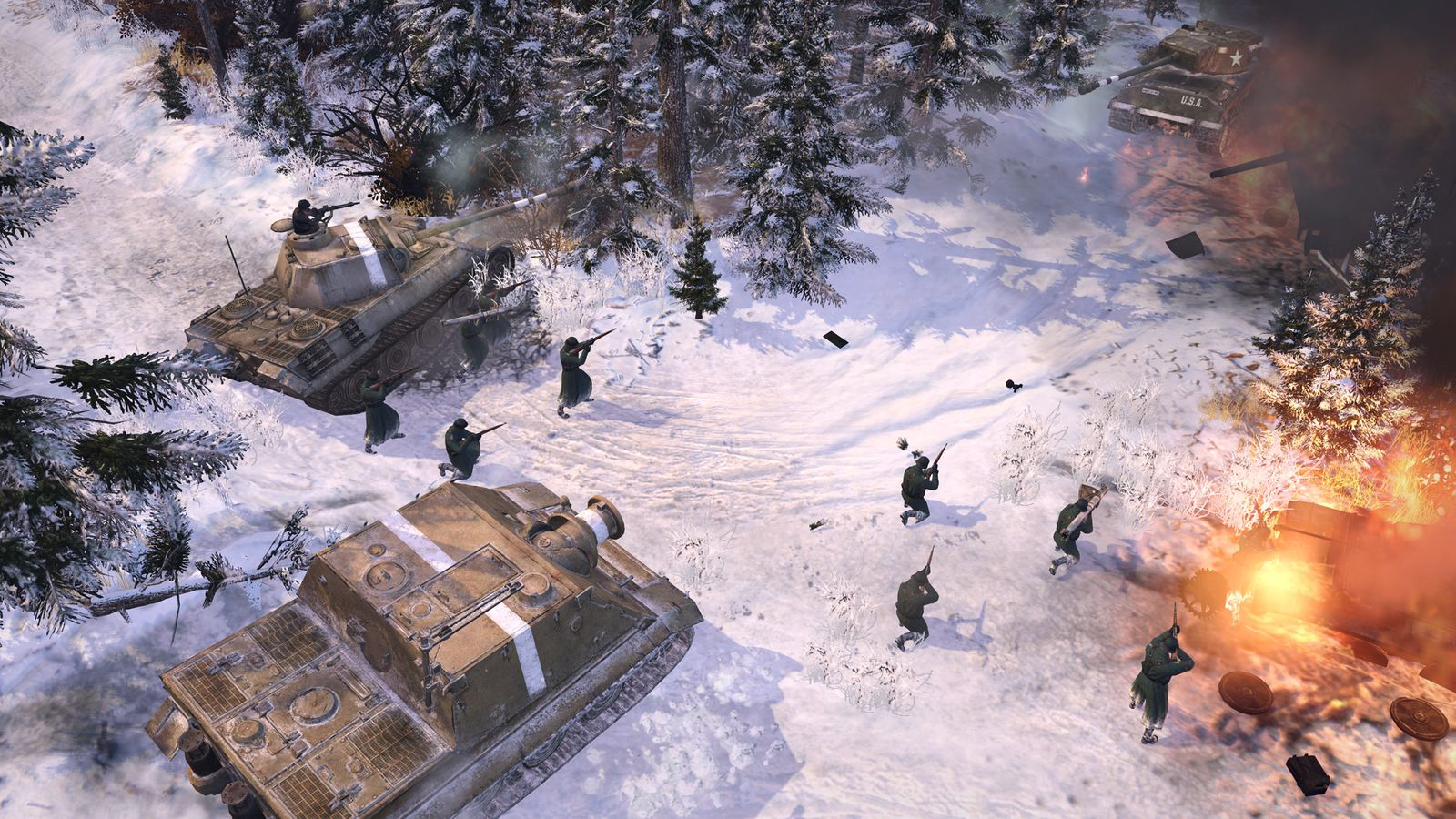 Moving Company Reviews >> Company of Heroes 2: The Western Front Armies returns to ...