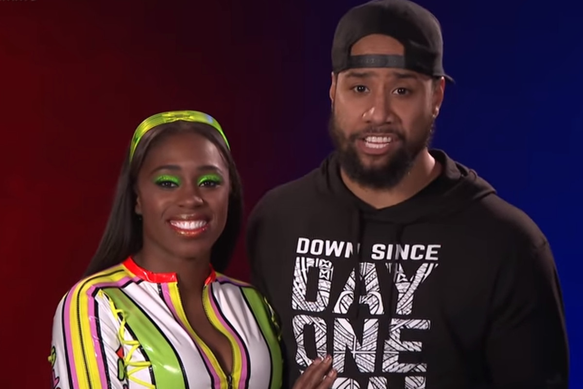 Naomi Uso Body Measurements: Naomi: Jimmy Uso Doesn't Want To Team With Me In Mixed