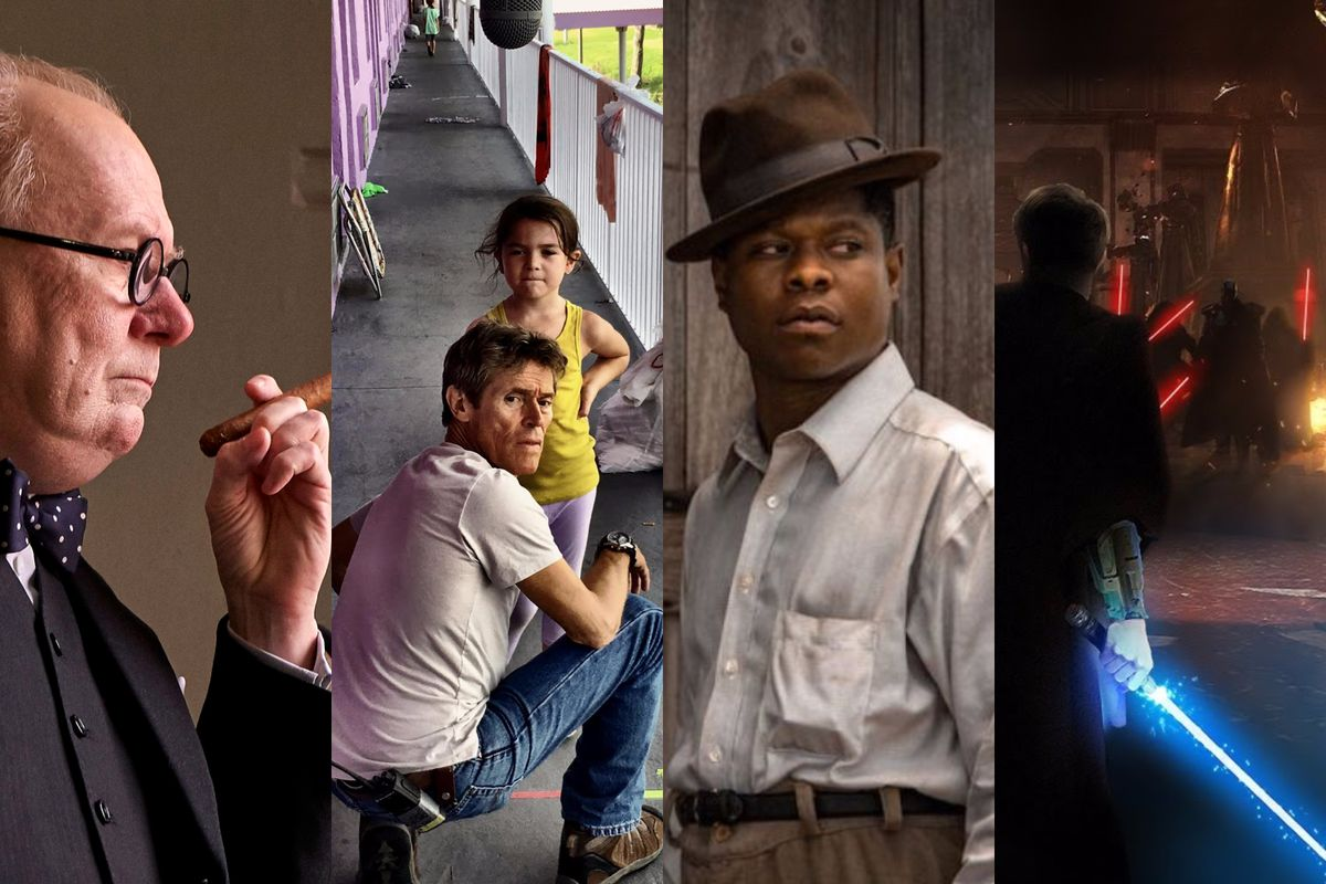 Darkest Hour, The Florida Project, Mudbound, and Star Wars: The Last Jedi are four of the most hotly anticipated films coming up in 2017.