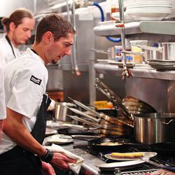 Josh Bitz, Sous Chef