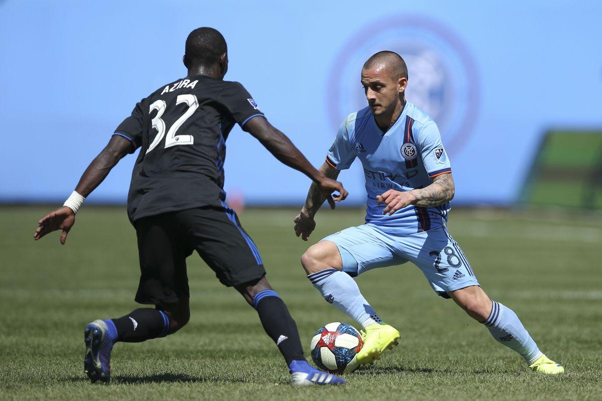 MLS: Montreal Impact at New York City FC