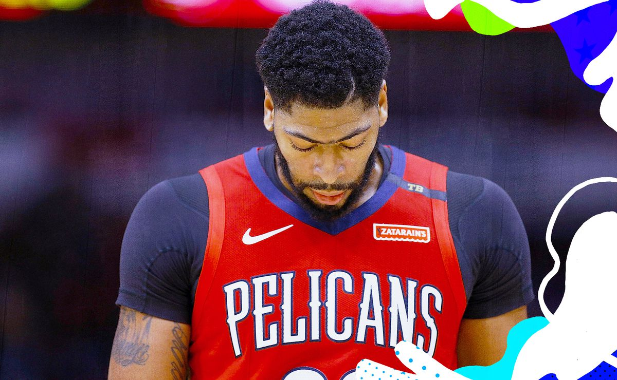 Anthony Davis rumors  Where things stand after the 2019 NBA trade ... b00a834eb