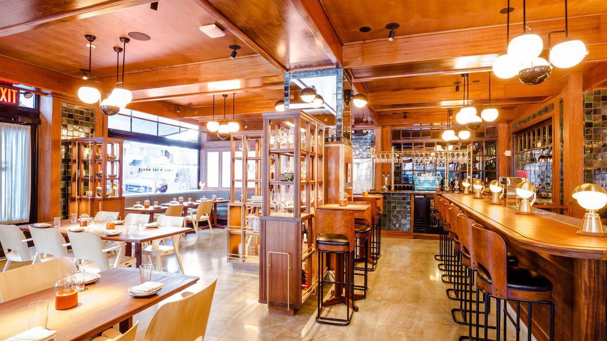 Fairfax Restaurant New York