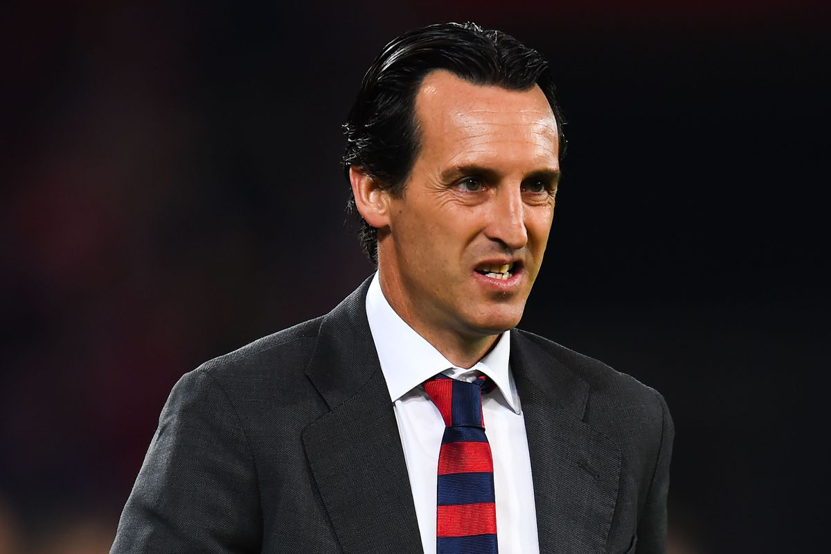 Emery has become one of the most sought after managers in world football