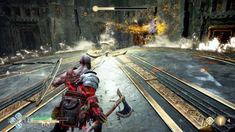 God of War guide: The Magic Chisel walkthrough and collectibles