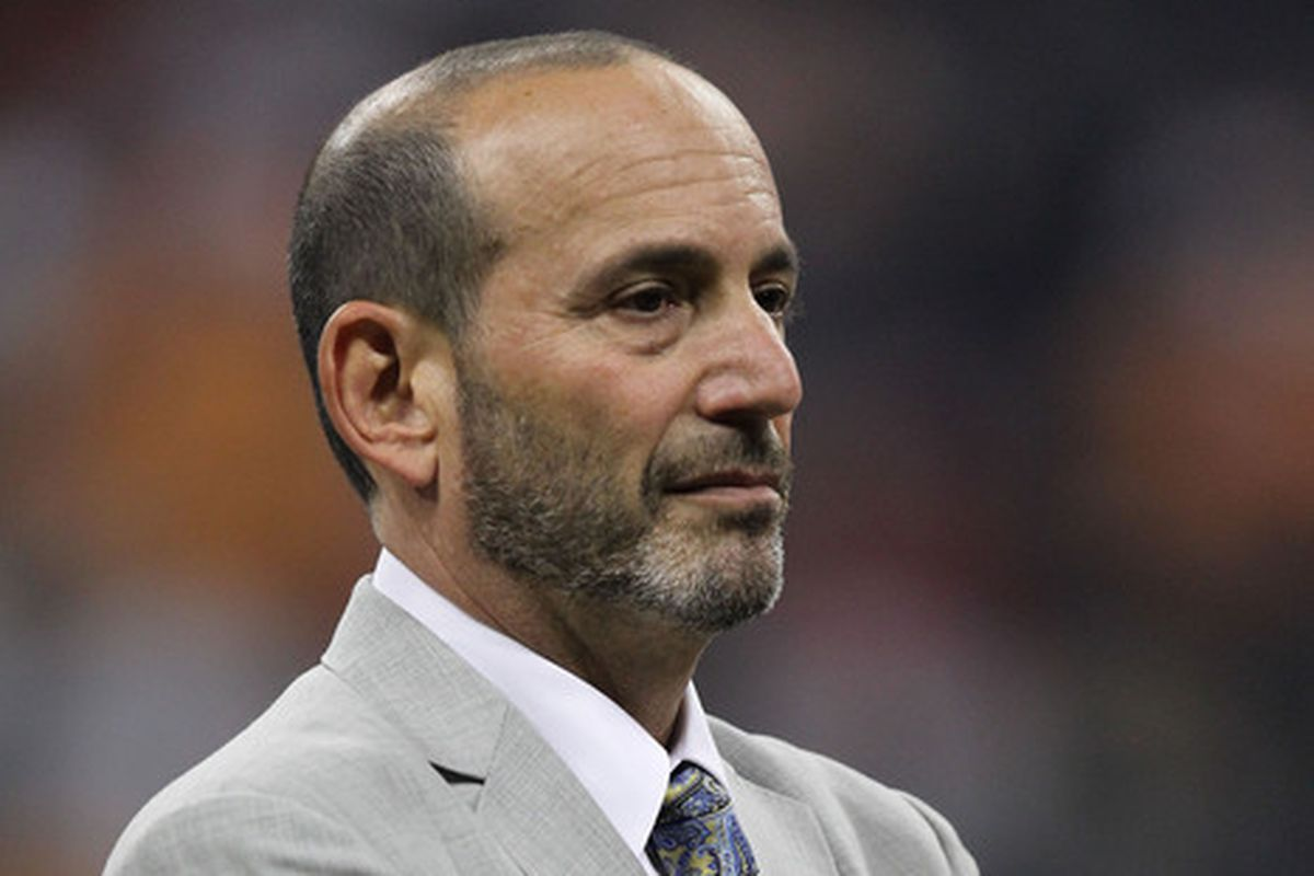 Garber: Has a message for Chivas USA fans.