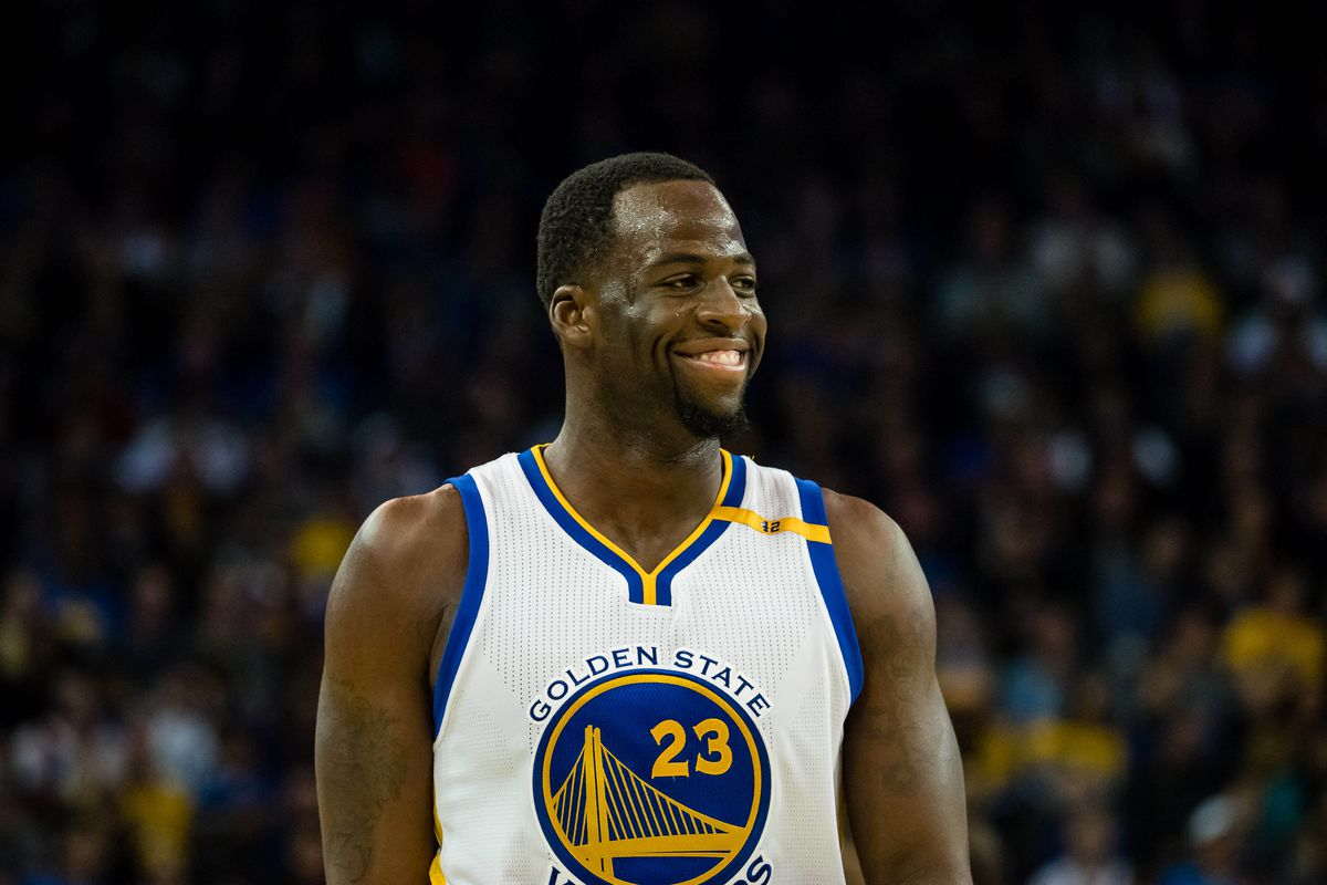Draymond Green is at it again - SBNation.com