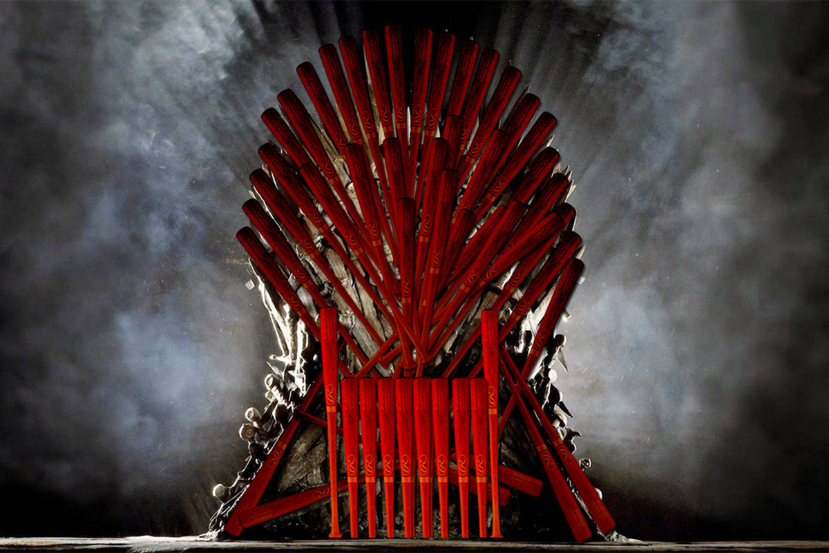 The night is dark and full of errors: MLB teams as Game of Thrones