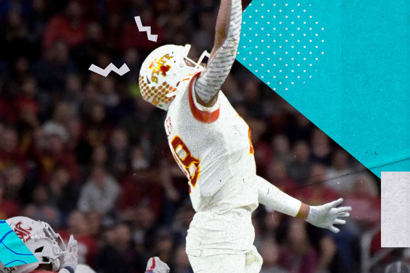 hakeem butler.0 - Hakeem Butler can be a No. 1 WR, even if he doesn't end Iowa State's NFL Draft curse