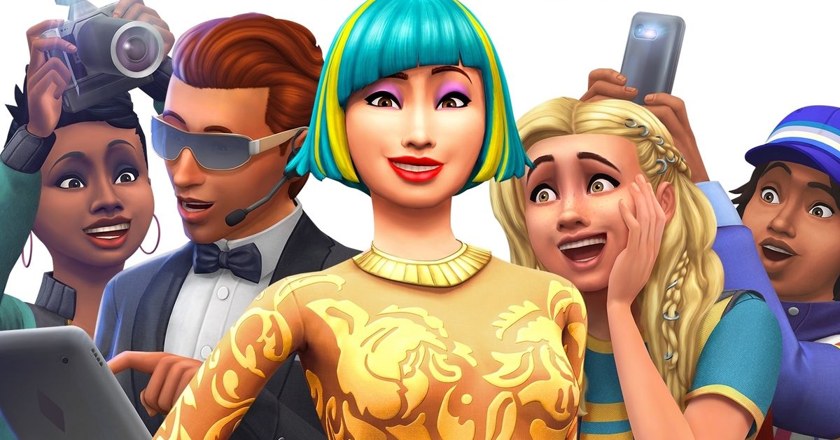 the sims 4 get famous expansion pack announced polygon