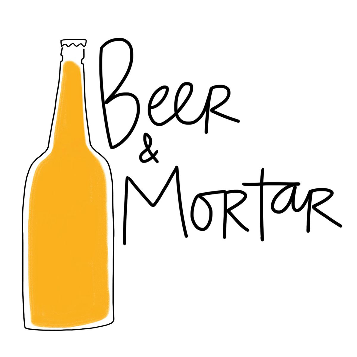 Beer and Mortar logo square