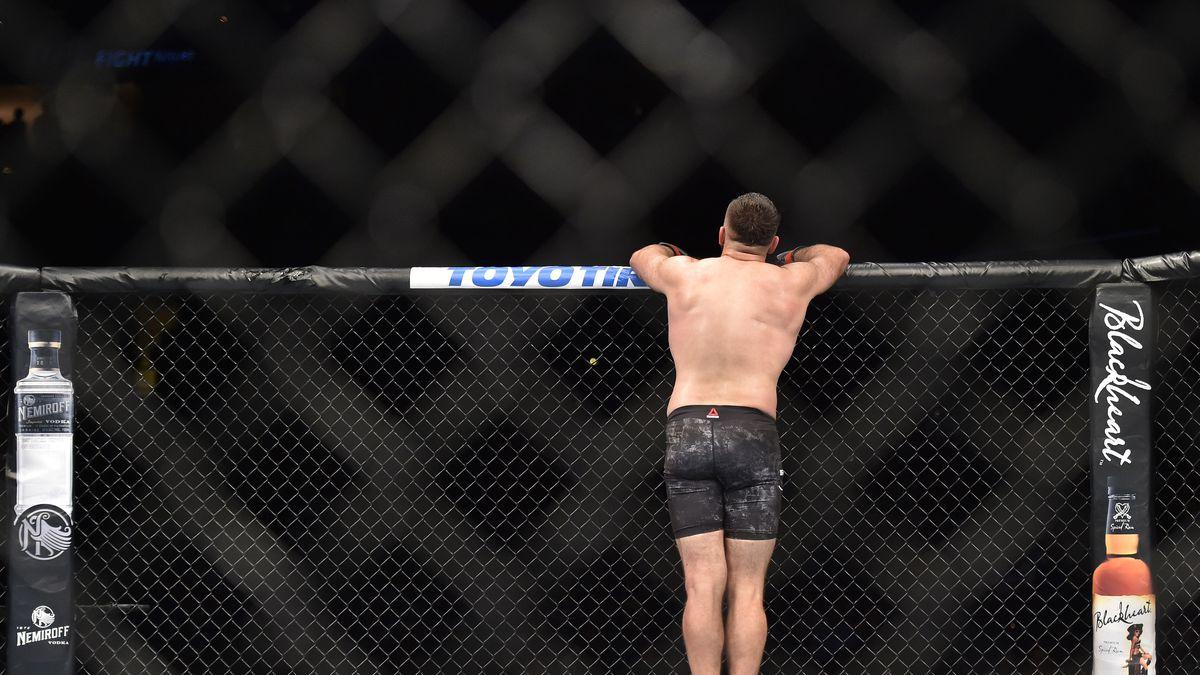 MMA: UFC Fight Night-Miami- Arlovski vs Sakai