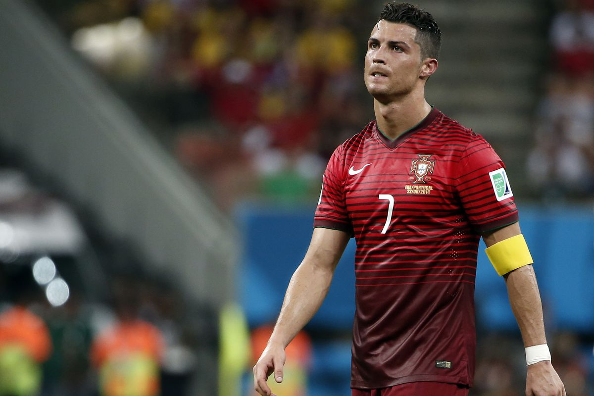 CR7 is disappointed with Stall's first squad draft.