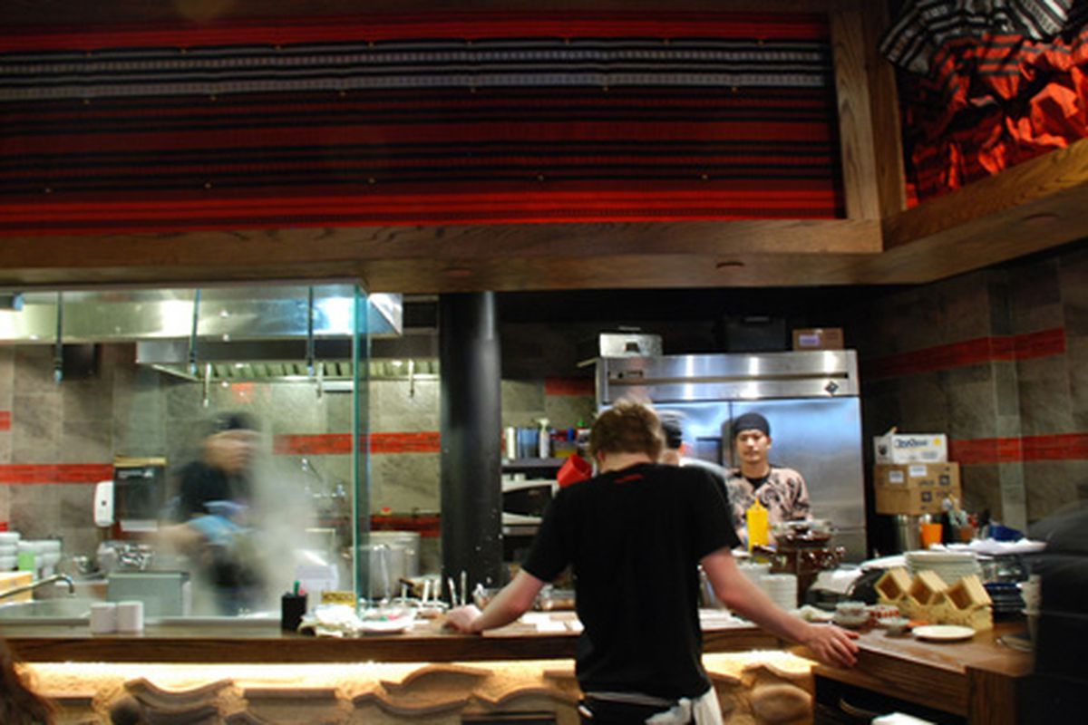 NYC: The Kitchen at Ippudo