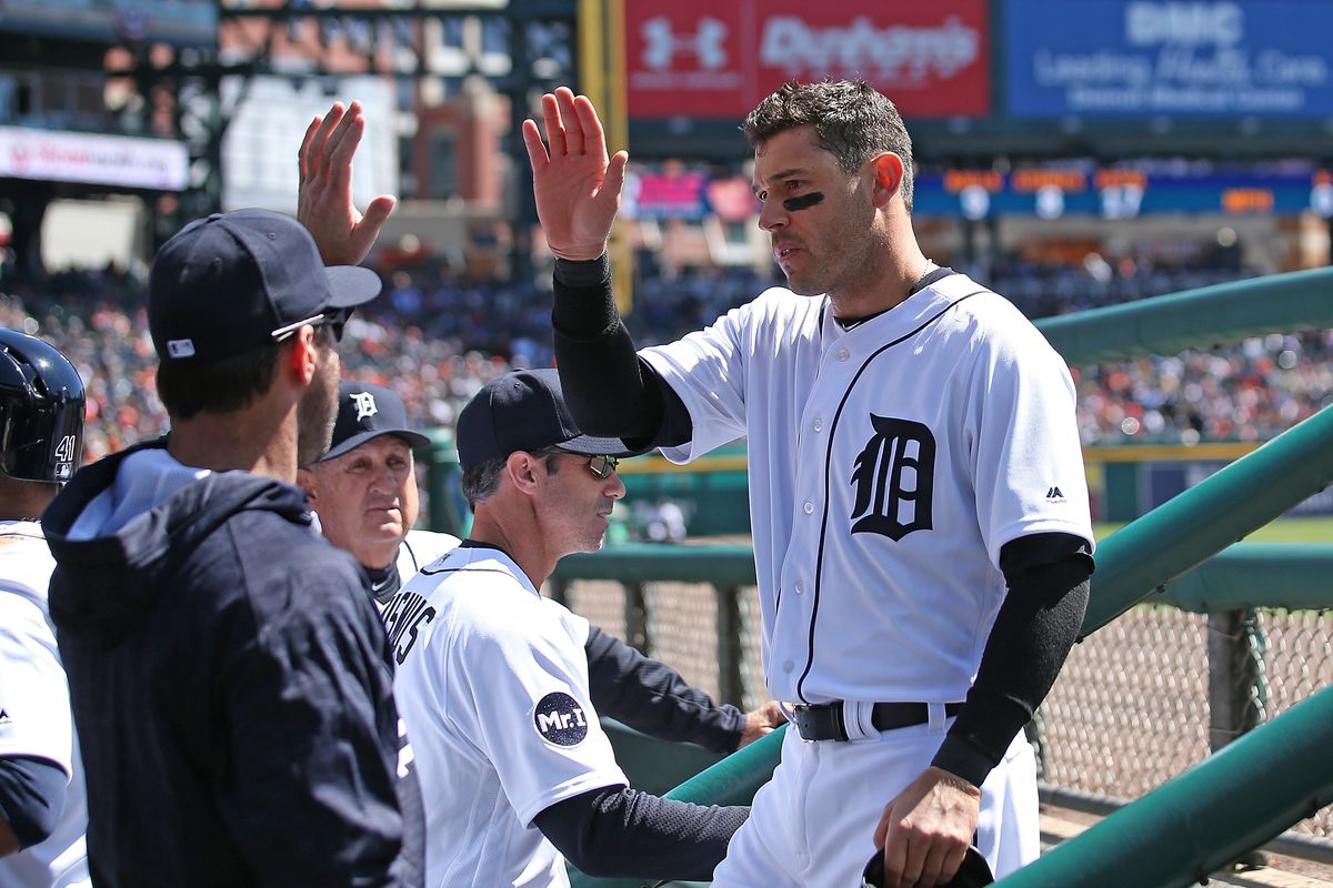 Ian Kinsler Is A Gift That Tigers Fans Should Appreciate Bless You