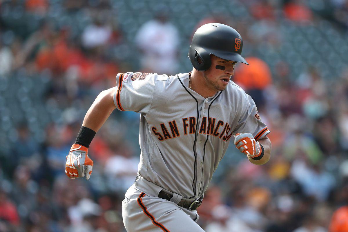San Francisco Giants v Baltimore Orioles