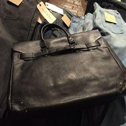 Aston satchel, $225 (was $925)