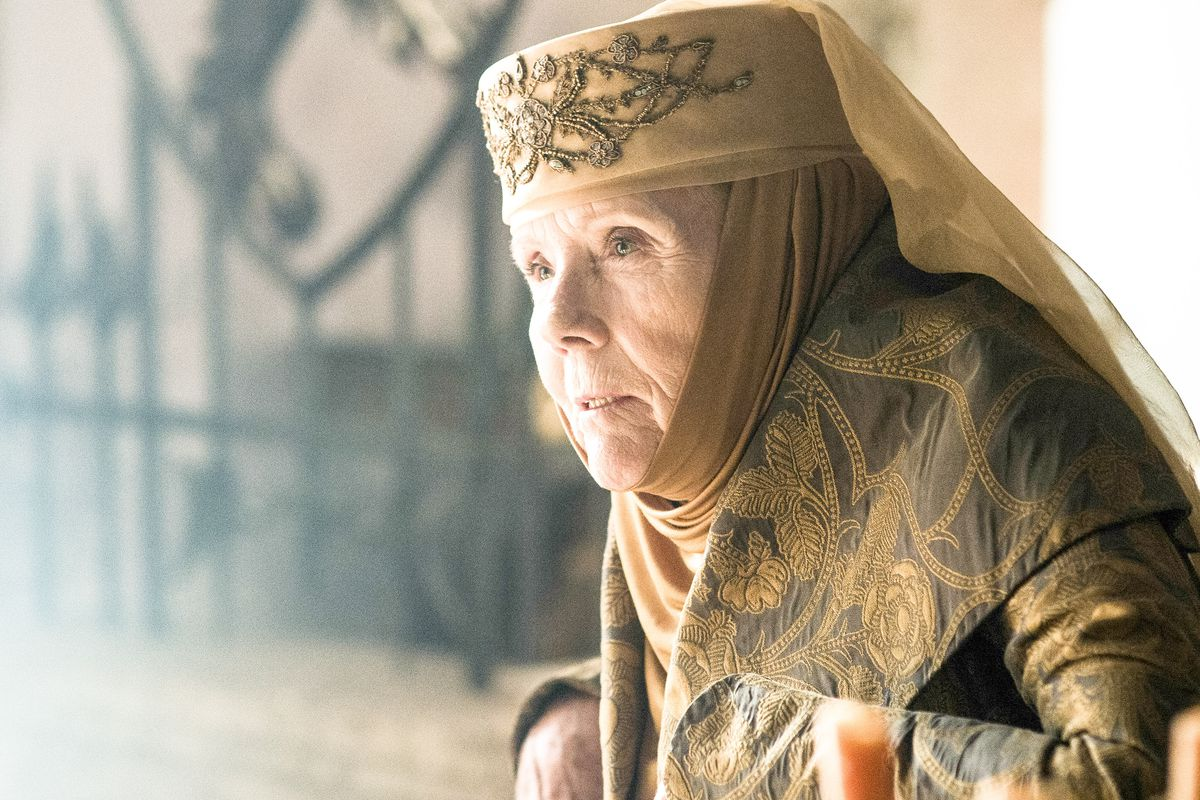 Diana Rigg has brought so much enjoyment to Game of Thrones.