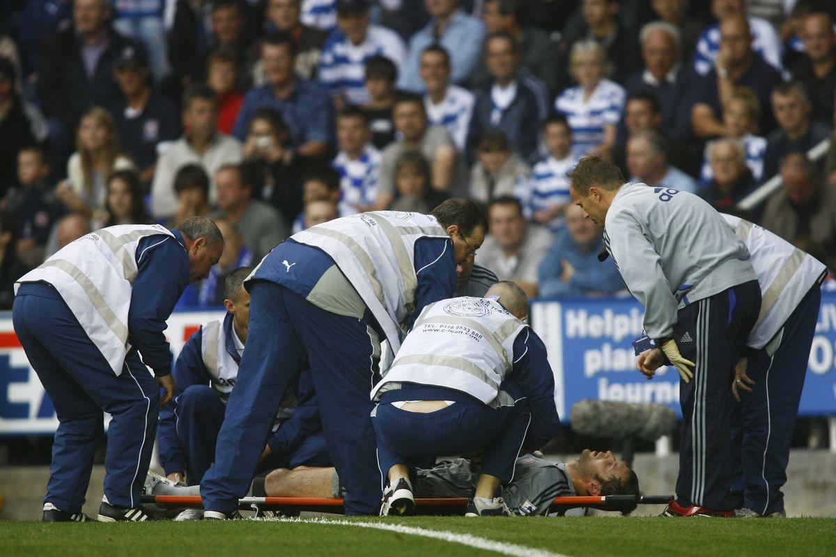 FA Barclays Premiership - Reading v Chelsea