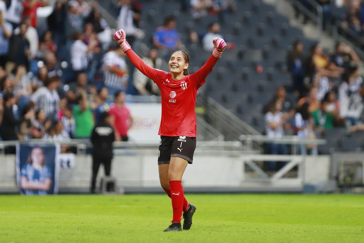 Monterrey v Tigres UANL - Final Torneo Apertura 2019 Liga MX Femenil