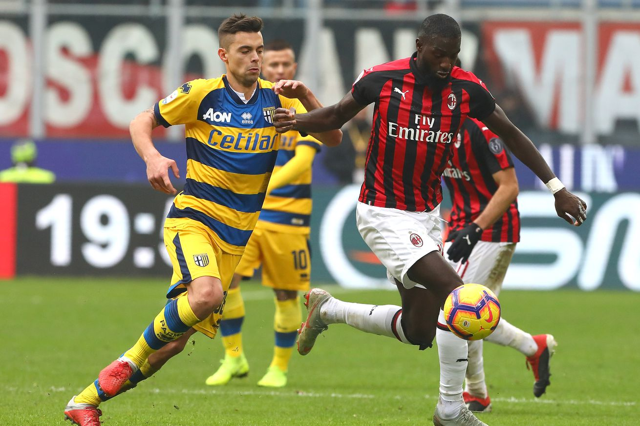 Rossoneri Round-up for 4 December: AC Milan?s Bakayoko gets some love from the fans again