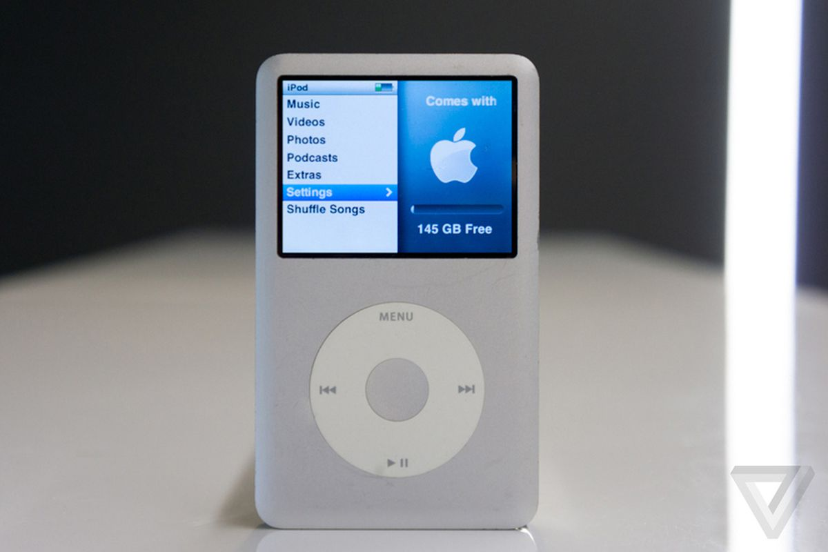 Apple finally killed off the original, click wheel, hard drive iPod this  week. A lot of people barely noticed, because we were too busy gawking at a  watch ...