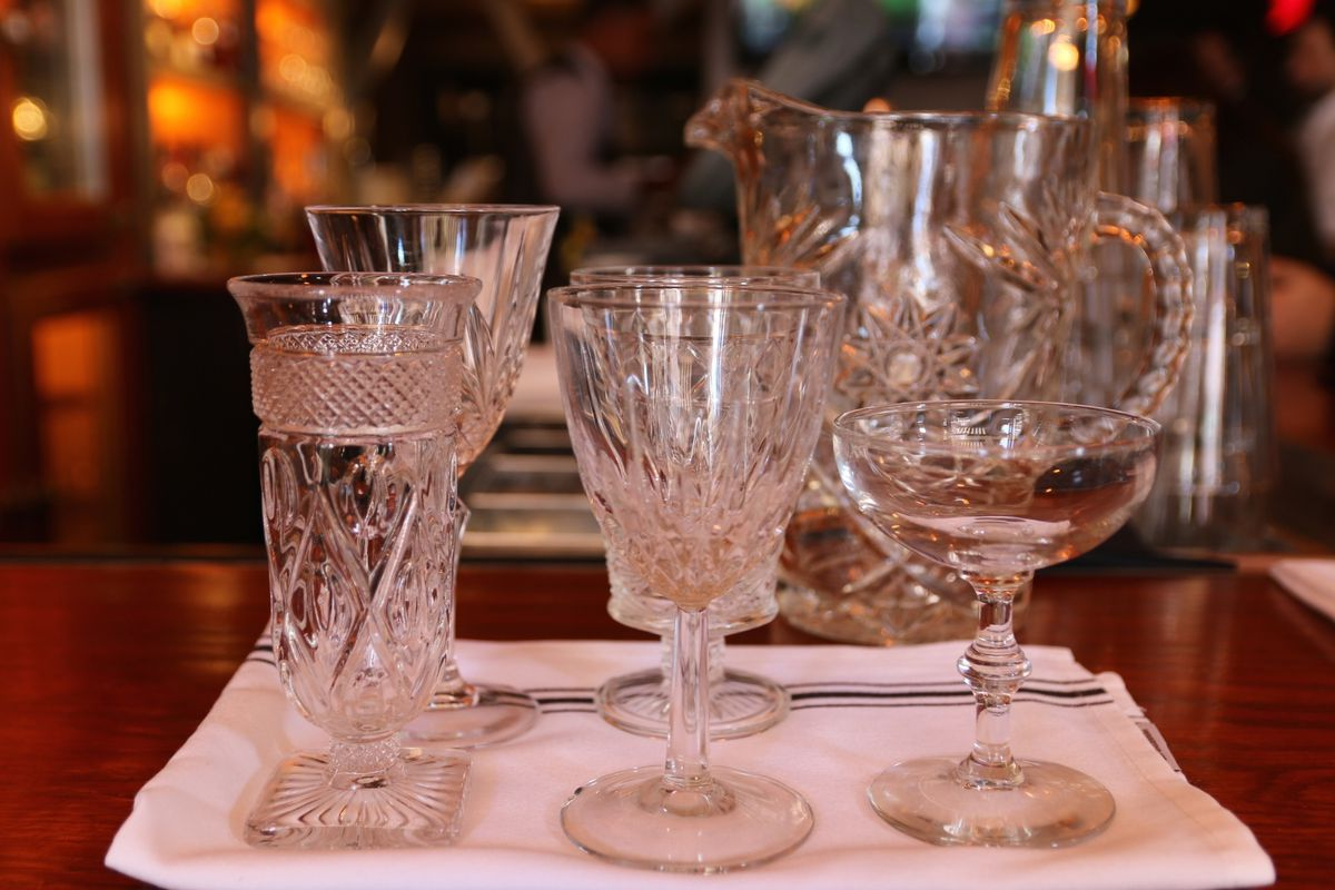 State Street Provisions glassware