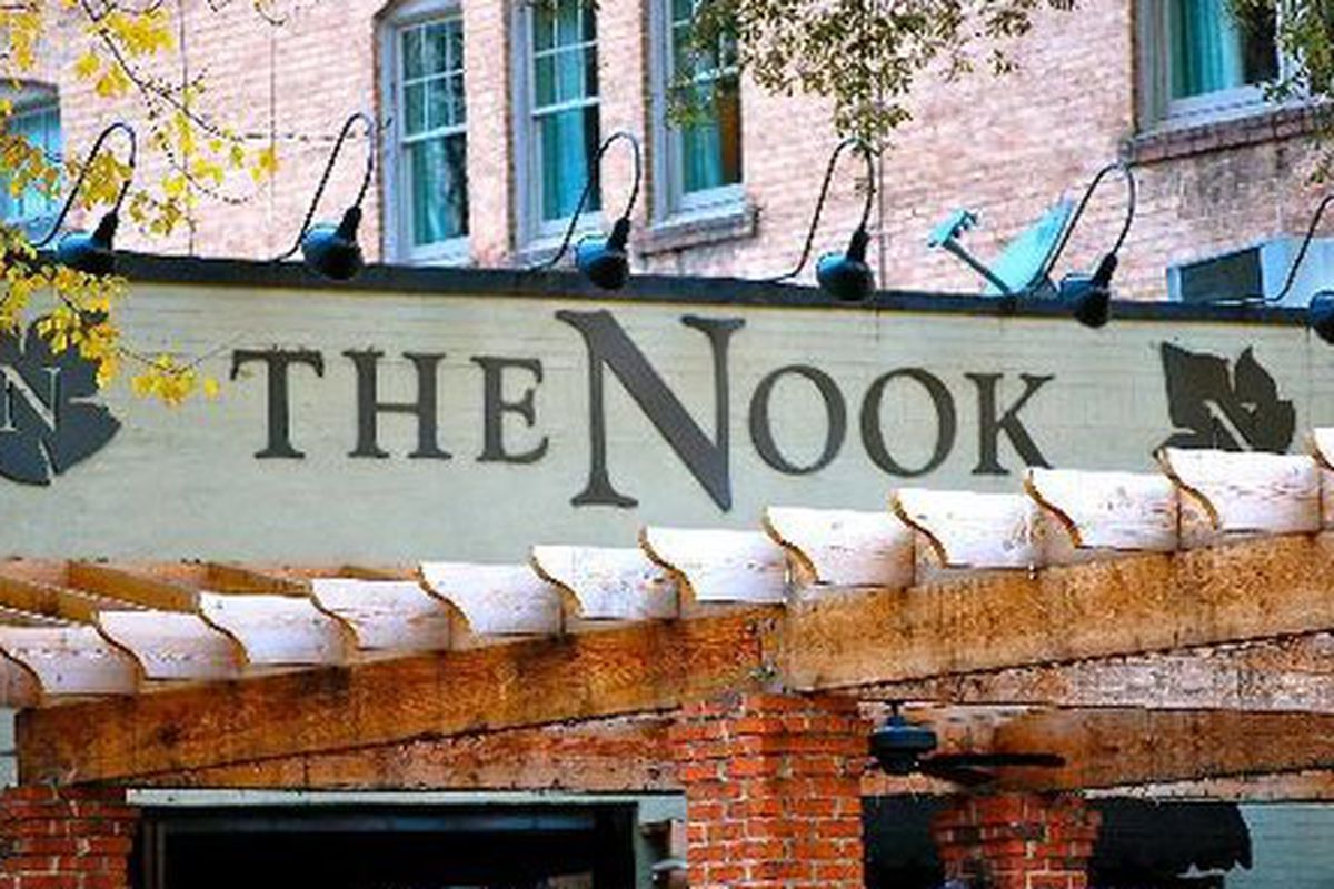 The Nook.