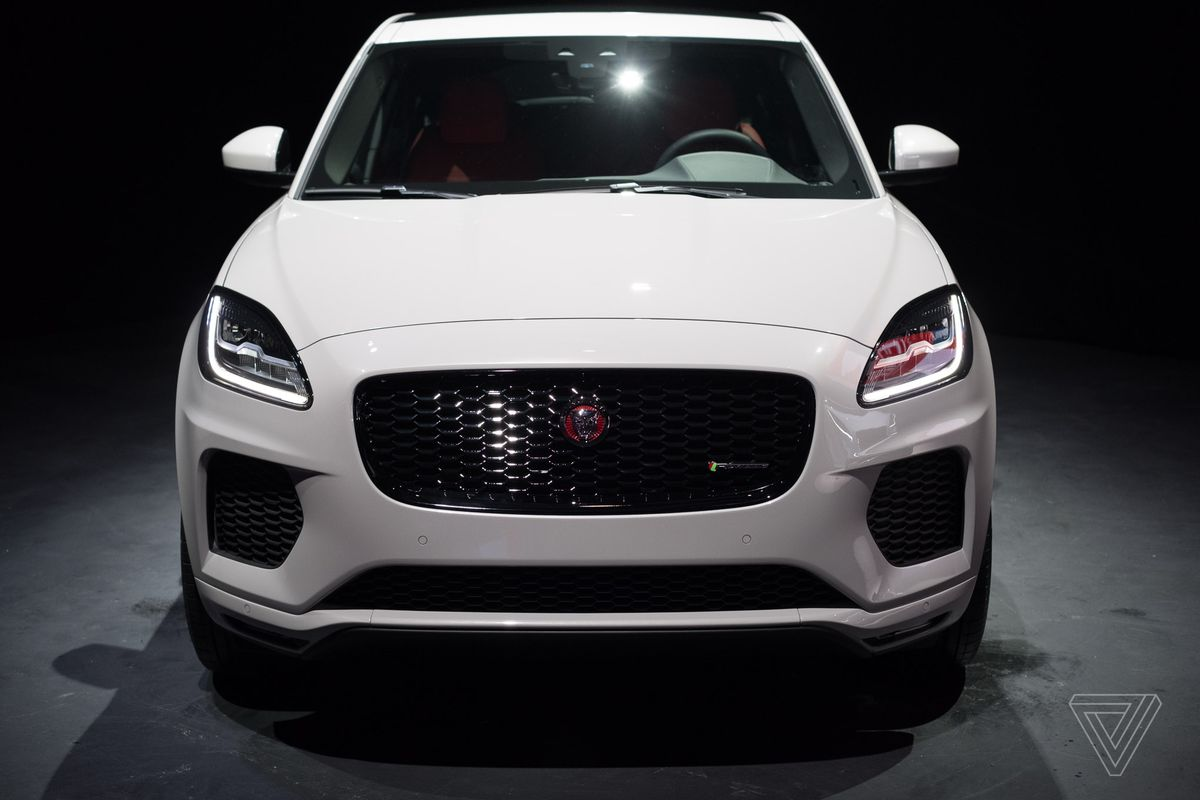Jaguar Reveals E Pace The Crossover Suv For Millennial Couples