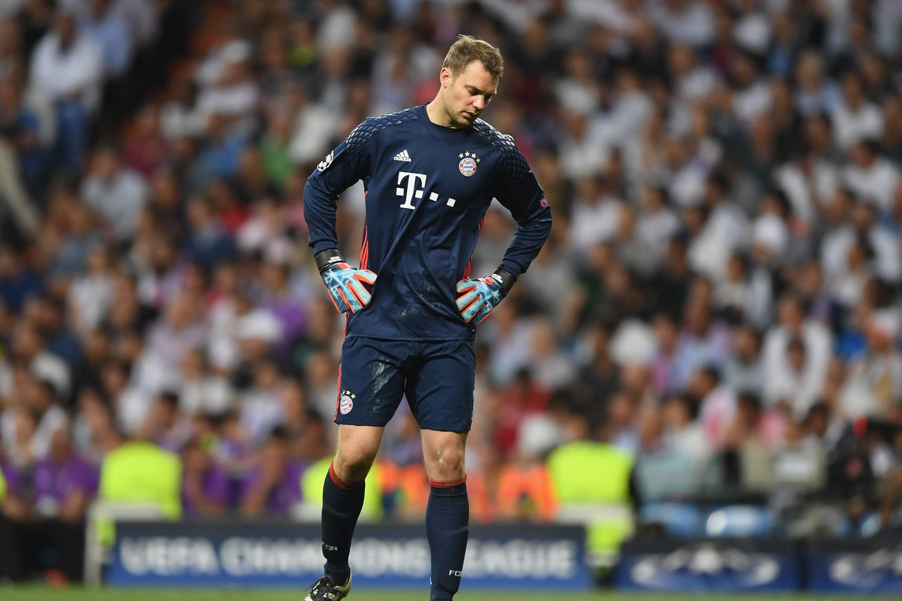 Breaking: Manuel Neuer and Mats Hummels injured for Bayern Munich against Dusseldorf (Updated)