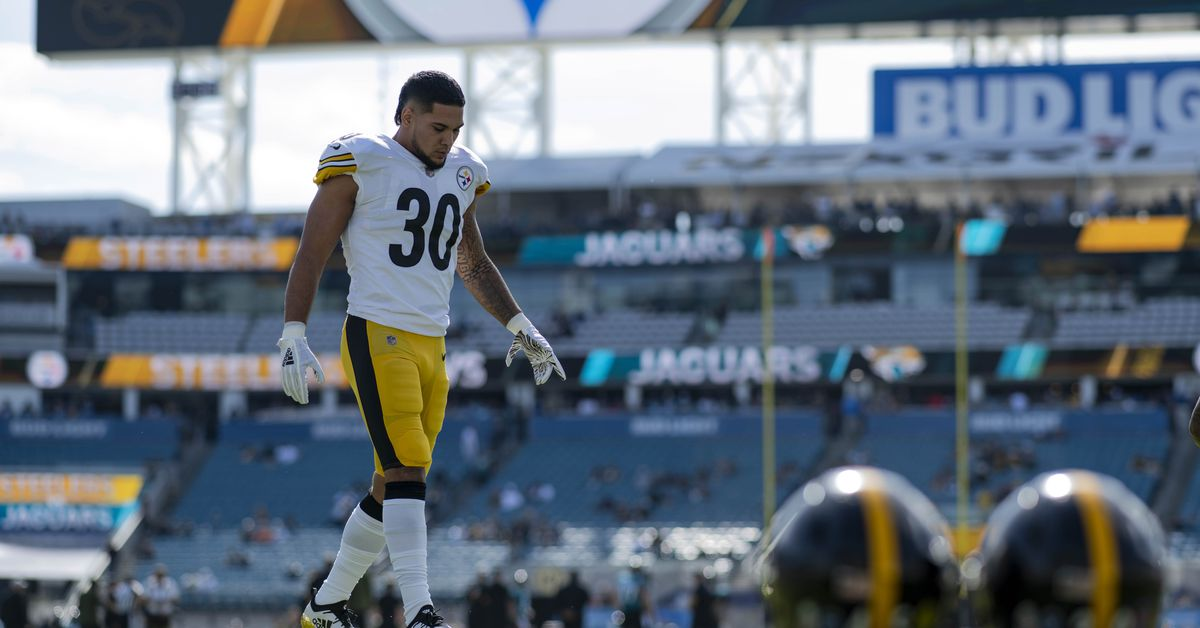 James Conner shares gripping story of his cancer diagnosis in 2015