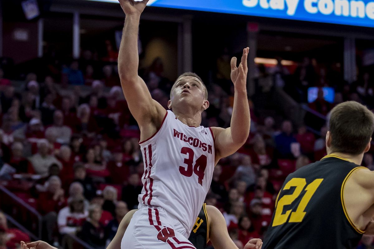 wisconsin basketball: badgers pull away from uw-oshkosh in