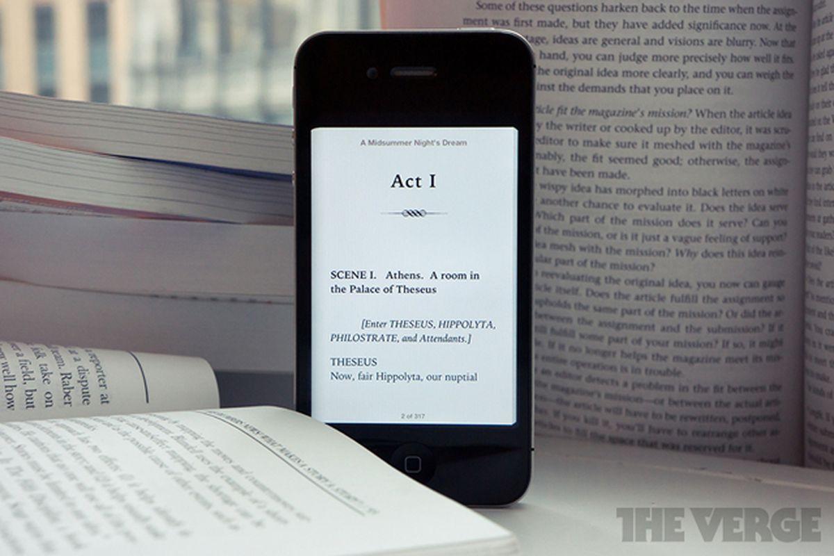 apple ebook trial