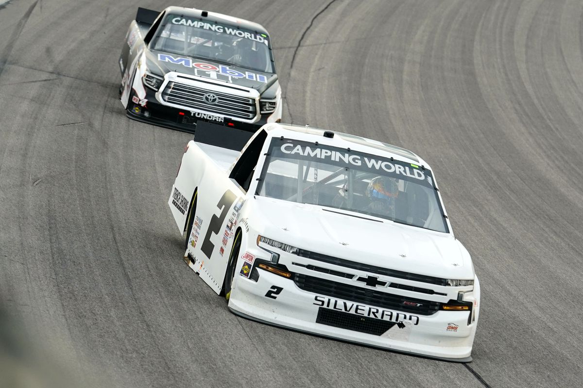 NASCAR: Camping World Truck Series Race