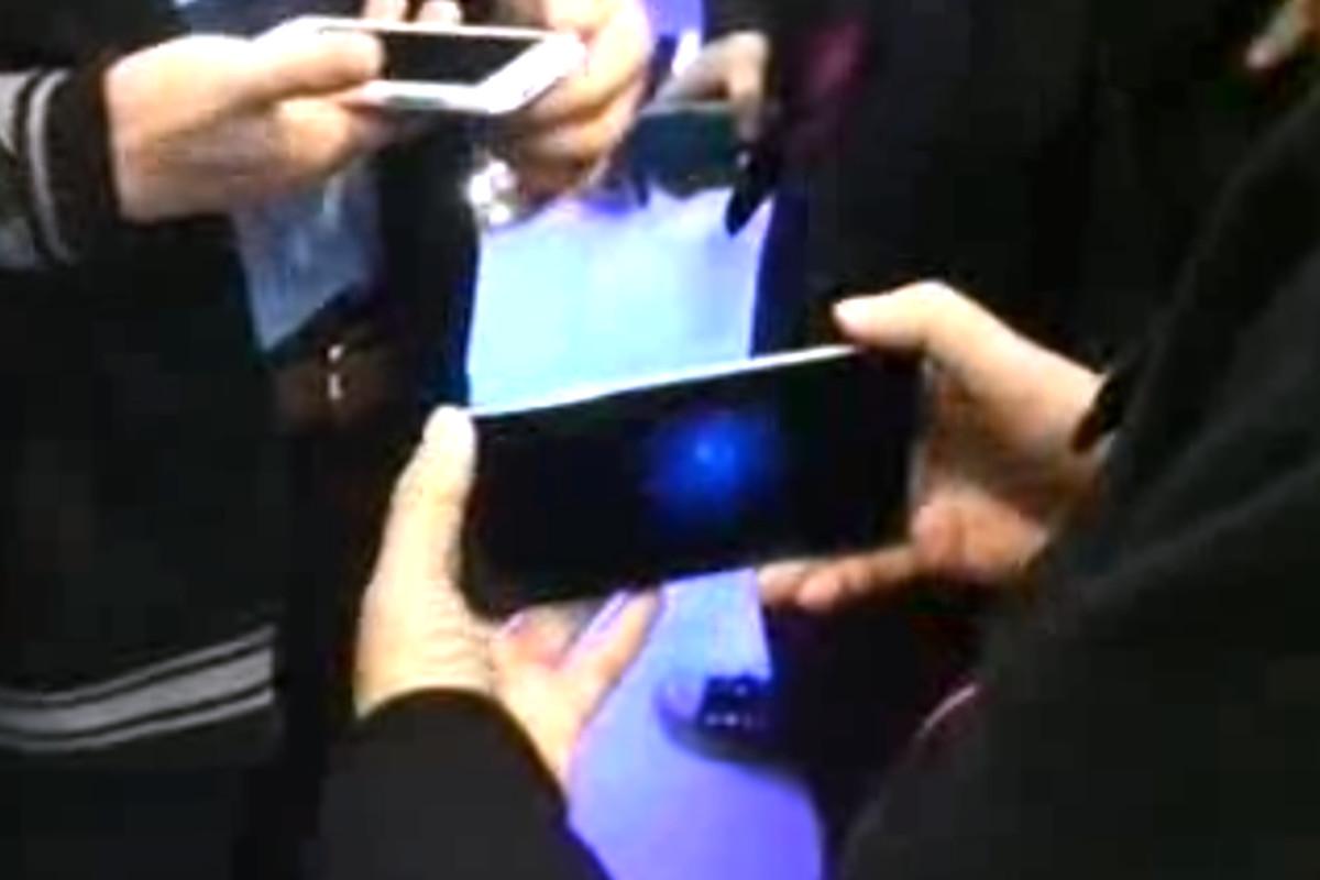 Richard Yu Huawei Ascend Mate