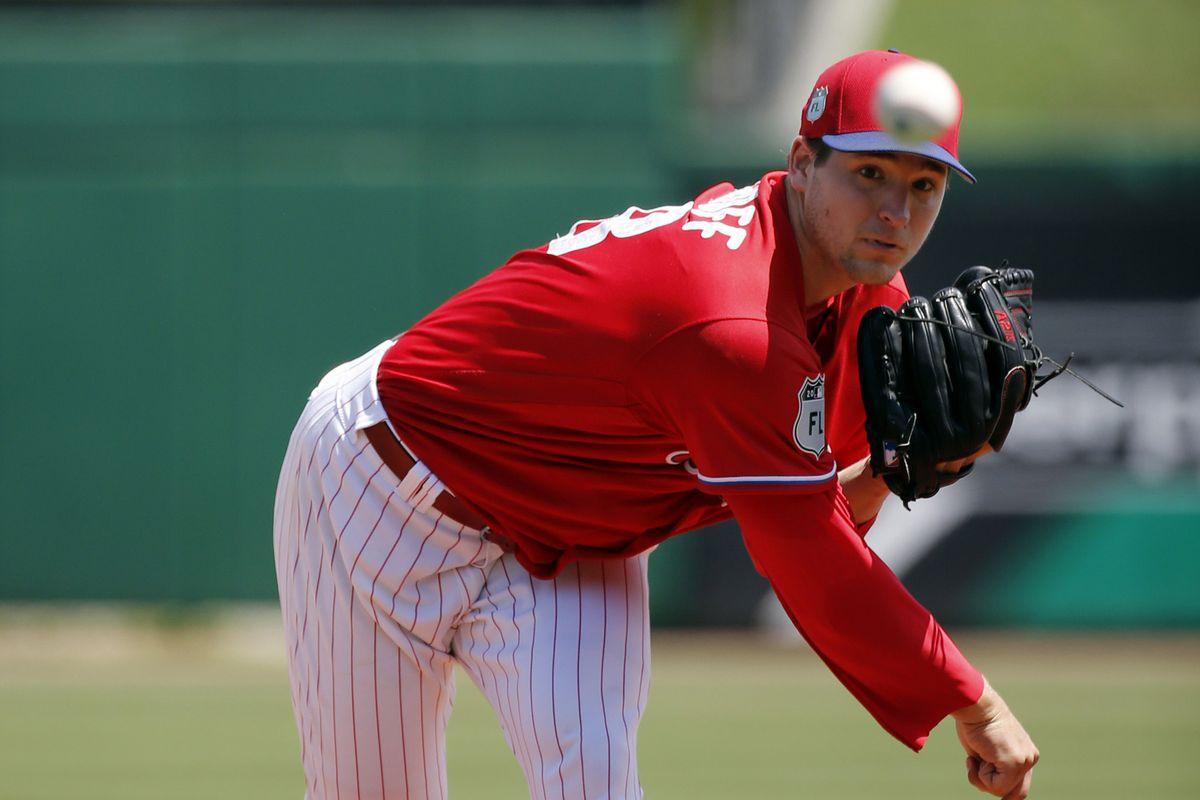 MLB: Spring Training-New York Yankees at Philadelphia Phillies