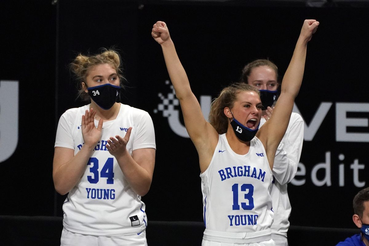 NCAA Women's Basketball-WCC Tournament-BYU vs San Francisco