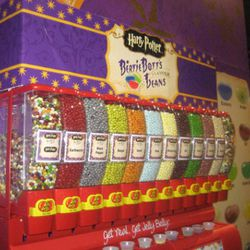 The last Harry Potter movie is coming out and what better way to celebrate than with earwax-flavored jelly beans?