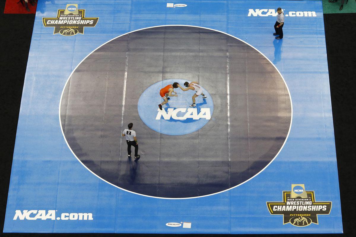 2019 NCAA Division I Men's Wrestling Championship