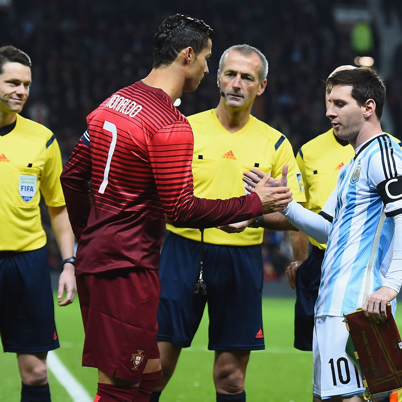 Lionel Messi And Cristiano Ronaldo Debunking The Myth Managing Madrid