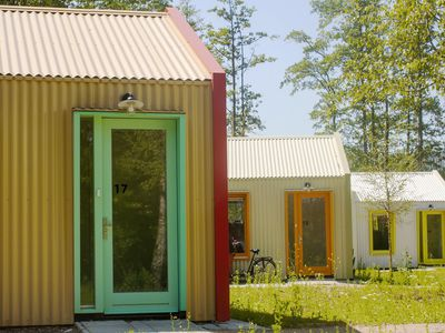 Studio Elmo Vermijs designs tiny houses for the homeless in the Netherlands