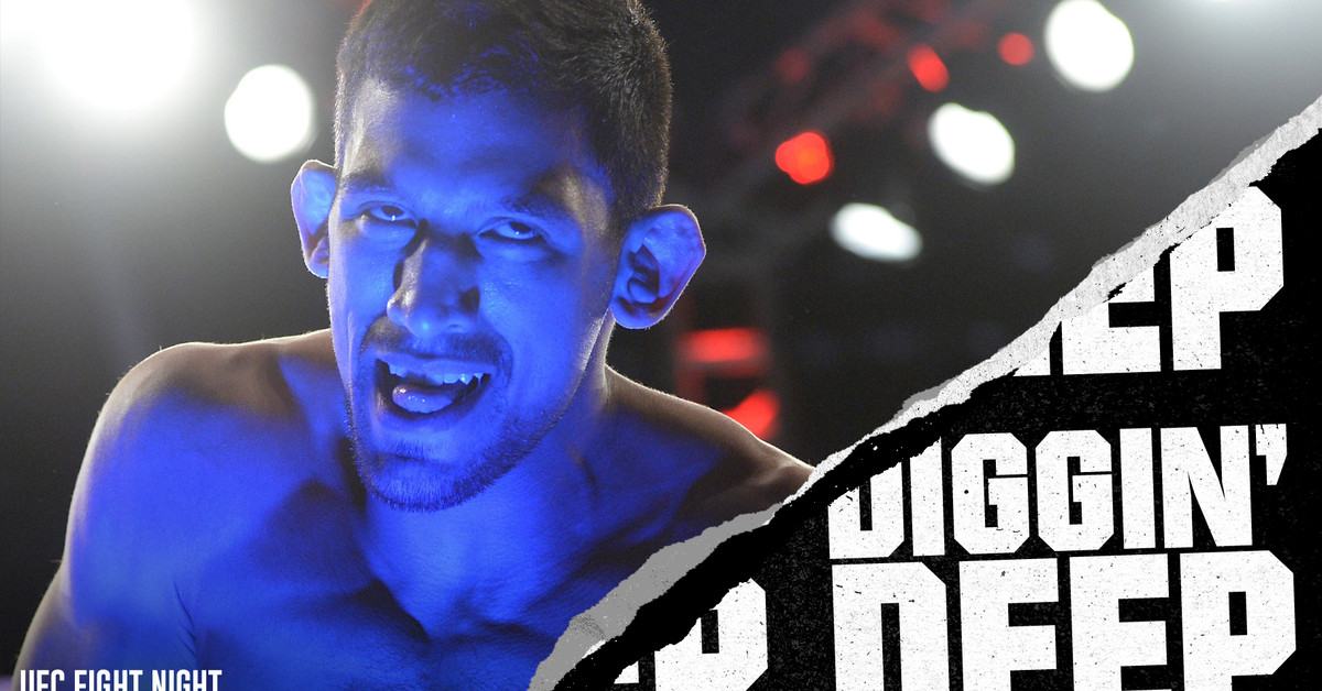 Diggin' Deep on UFC Boston: Reyes vs. Weidman - Prelims preview