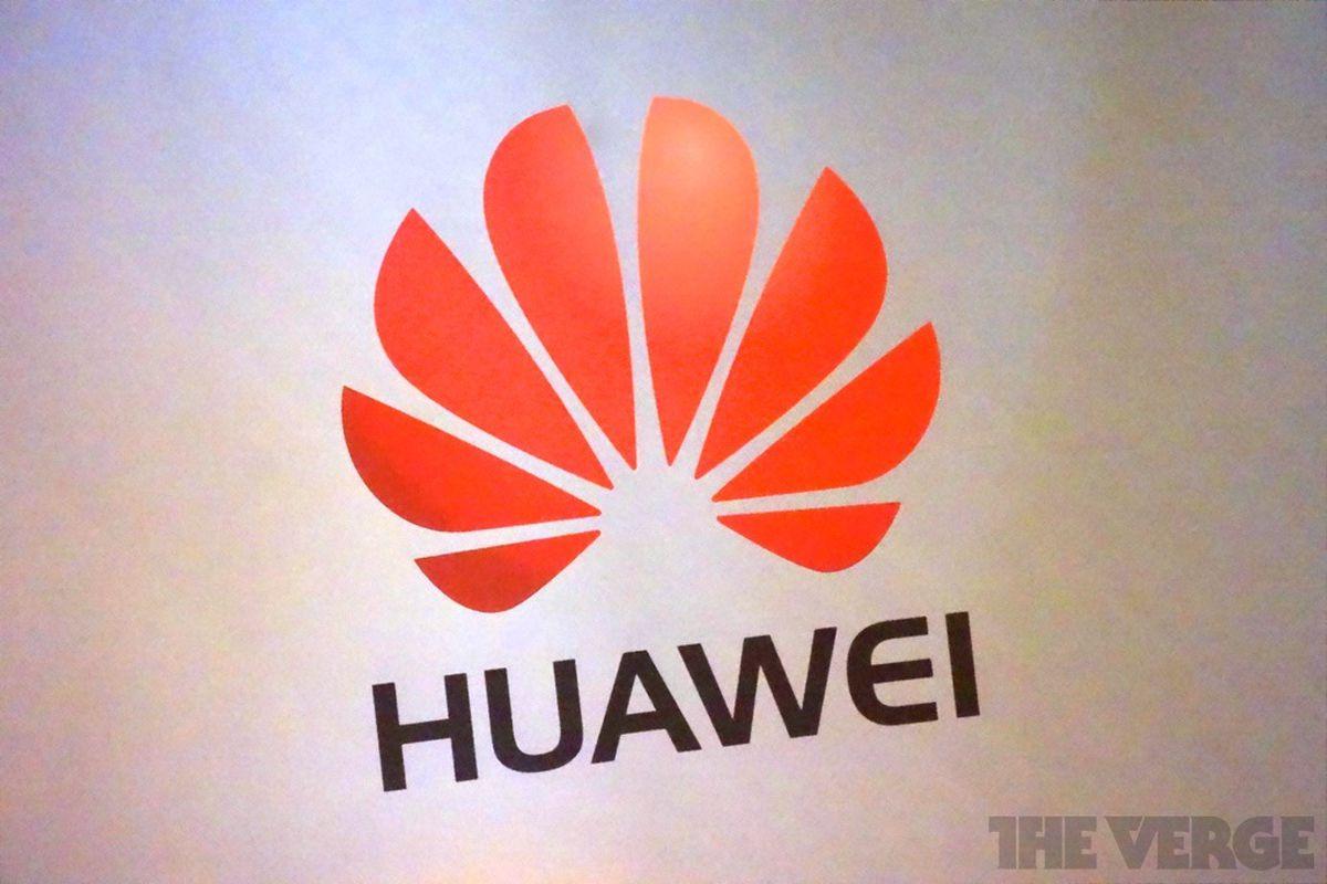 huawei logo stock
