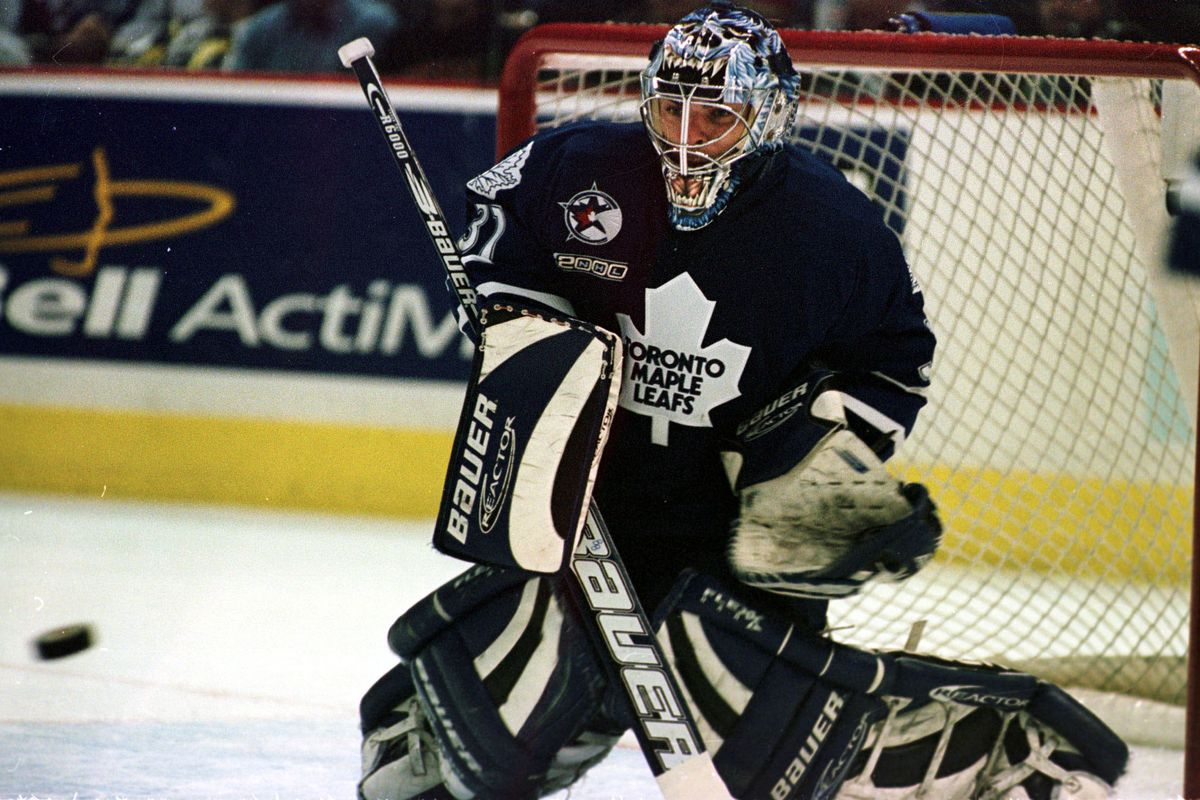Maple Leafs By The Numbers 31 Curtis Joseph Pension Plan Puppets
